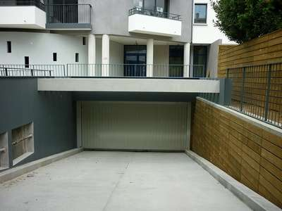 Places de stationnement à la résidence Ekluserie (Rennes)