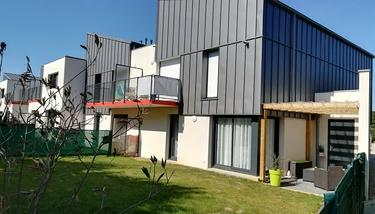 Inauguration de 12 logements locatifs à Trégueux.