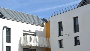 Inauguration de 21 logements locatifs à Montauban de Bretagne (35)