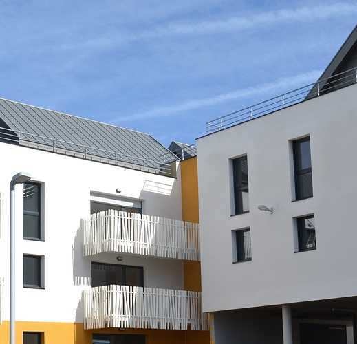 Inauguration de 21 logements locatifs à Montauban de Bretagne (35) 0